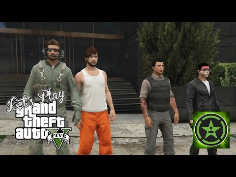 Let's Play – GTA V – The Prison Job Part 3