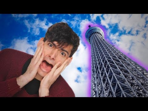 facing-my-biggest-fear-|-tallest-tower-in-the-world