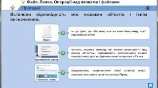 інформатика  4 клас