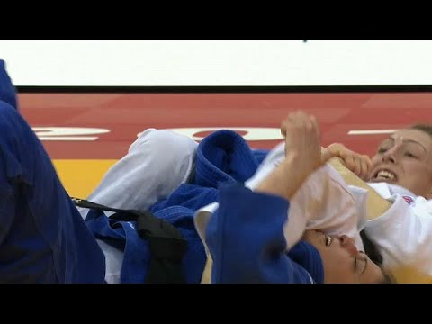 Japan turns up the heat with stunning judo at Dusseldorf Grand Slam
