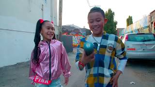 Bruno Mars Finesse (Remix) Feat. Cardi B Video danced by Alysathestar, Jeddmashupkid & jacelitkid
