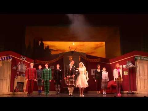 Scottish Ballet: Highland Fling
