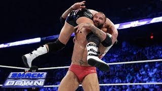 Dolph Ziggler vs. Batista: SmackDown, May 16, 2014