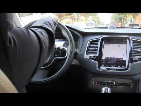 Volvo Sensus Connect Demo