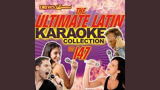 Alma, Corazón Y Vida (Karaoke Version)