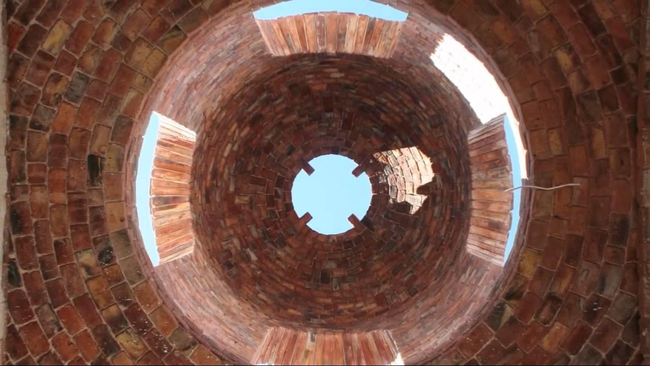 Bovedas mexicanas cupulas y trabajos artesanales en for Arcos de ladrillo
