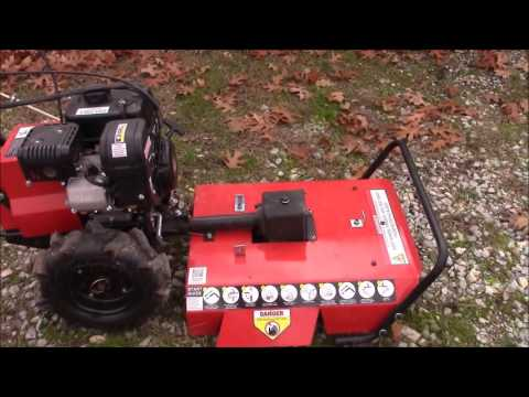 Harbor Freight Brush Mower Item 61623 ~ Product Review and Follow Up