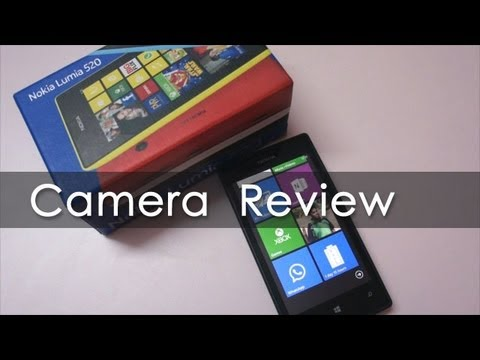 Nokia Lumia 520 Camera Review - Geekyranjit