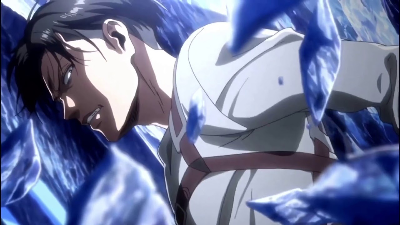 Levi ackerman - amv - control - YouTube