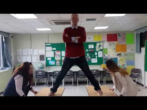 Volvo Teachers - The Epic Split feat.GIFLE Team (Live Test 6)