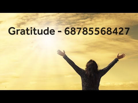 Gratitude - 68785568427 - Grabovoi Numbers - Numerical sequences for healing and materialisation.