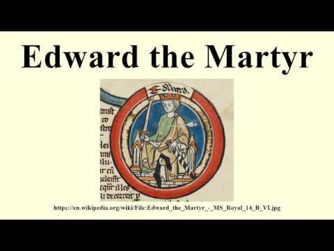 Edward the Martyr
