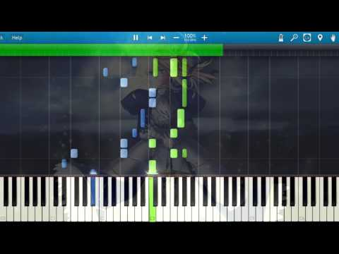 [Synthesia] Aimer - Brave Shine (Piano Instrumental Version) ft. BriCie [Fate/Stay Night]
