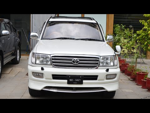 Toyota Land Cruiser VX Limited |  2003 Complete Review