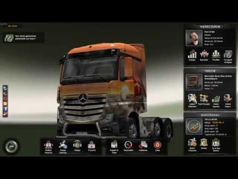 Euro Truck Simulator 2 Türkçe I Tır Satın Alma Rehberi I Video 3
