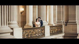 Indian + Chinese Wedding at San Jose Gurdwara and San Francisco City Hall