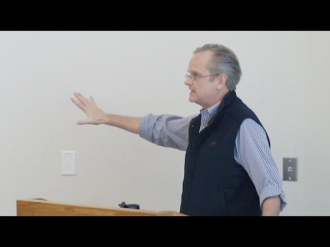 Election Law Series | Lawrence Lessig, 'The Failed Branch: Is There Any Way to Fix Congress?'