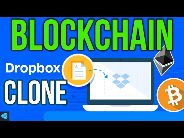 Code a DROPBOX Clone with Blockchain - Ethereum, Solidity, Web3.js, React.js