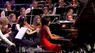 Yuja Wang plays Prokofiev : Piano Concerto No. 2 in G minor, Opus 16