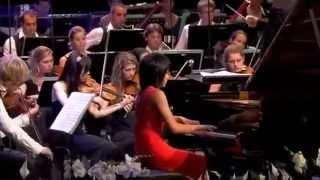 Yuja Wang plays Prokofiev : Piano Concerto No. 2 in G minor, Opus 16