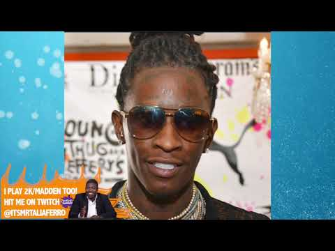 Young Thug Arrested Again After Failing Pee Test, To Stay In Jail Until Trial Mp3
