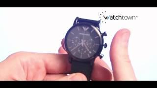 видео Emporio Armani - каталог часов
