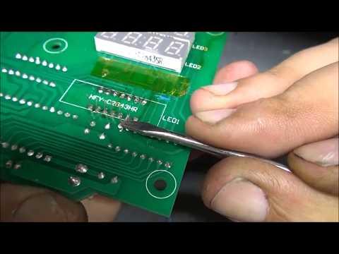 5 in 1 soldering station modification. Art of struggle.