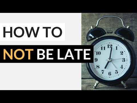 Martha Quinn - Wellness Shot: Tips To Never Be Late Again