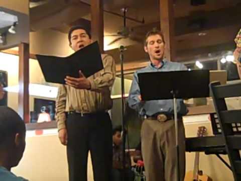 Jadd Davis and Max Mendez