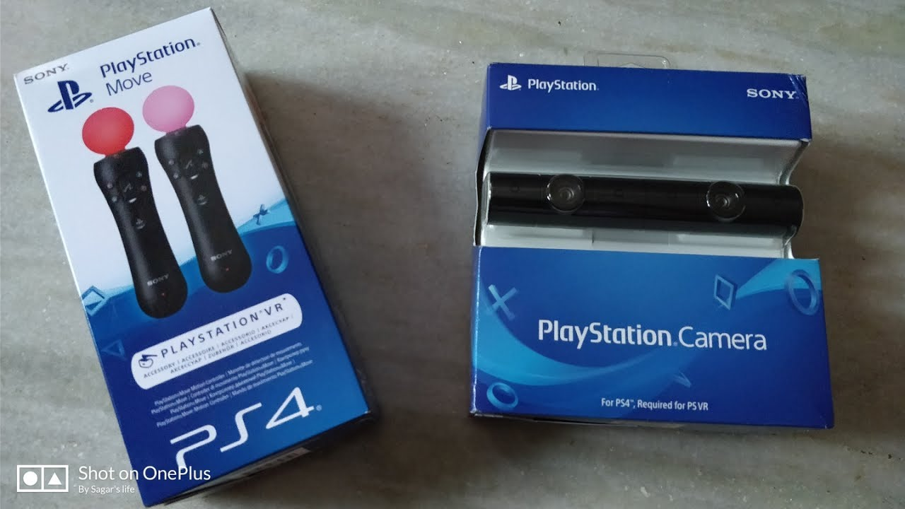 Sony PlayStation Move Motion Controller Twin Pack a € 145