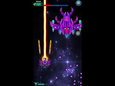 [Campaign] Level 40 GALAXY ATTACK: ALIEN SHOOTER | Best Relax Game Mobile | Arcade Space Shoot |