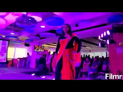 Societe generale MKT fashion show on annual day