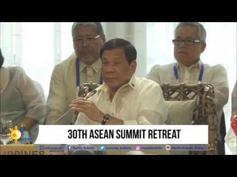 30TH ASEAN Summit Retreat