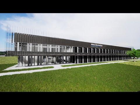 HORIZON - Le projet usine du futur par Matra Électronique