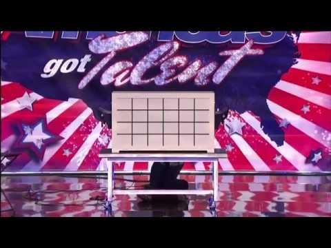 Landon Swank, 26 ~ America's Got Talent 2011, LA Auditions    YouTube