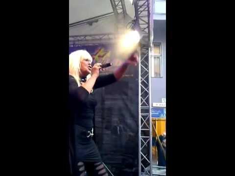 HarDie´s Straßenfest 2012 Candy singt Tina Turner Songs Teil 2