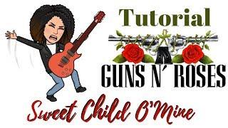 "GARAGEBAND TUTORIAL- ""Sweet Child O'Mine"" - Guns n' Roses"