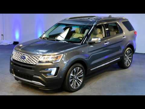 2017 Ford Explorer 4x4 turbo diesel, full review - YouTube