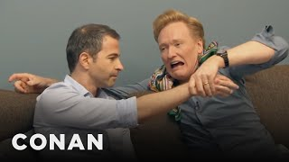 Jordan is engaged to be married, and Conan wants to be sure he's ready for such a big step in his relationship. More CONAN @ http://teamcoco.com/video ...