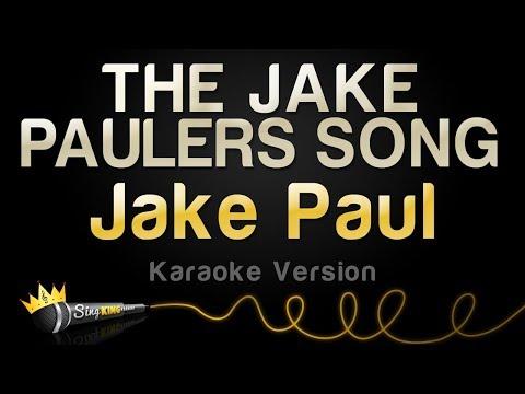 Jake Paul - THE JAKE PAULERS SONG (Karaoke Version)