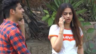 EPIC - Call Clash Prank on cute girls | Gone wrong | Pranks in INDIA