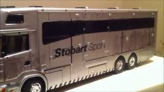 Stobart Sport Tekno Oakley Horsebox Model