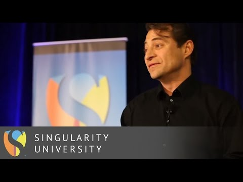 Peter Diamandis and The Best Way to Predict The Future | Singularity University