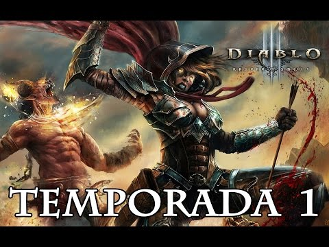DIABLO 3 | PC | Temporada 1 | Cazador de Demonios en Incondicional