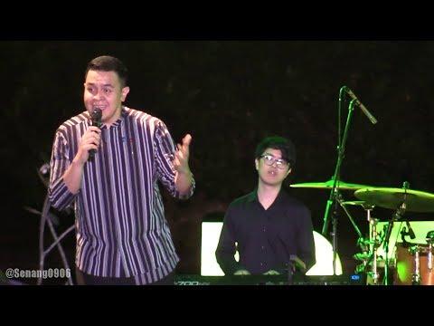 Tulus - Jangan Cintai Aku Apa Adanya @ Prambanan Jazz 2017 [HD]