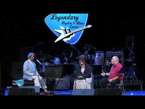 Allen Toussaint and Irma Thomas interview by Bill Wax (1 of 3)