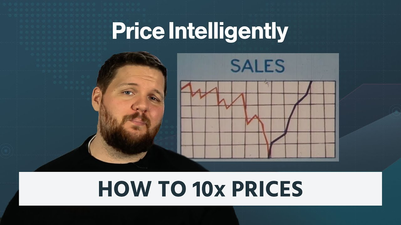 How to 10x Your SaaS Prices