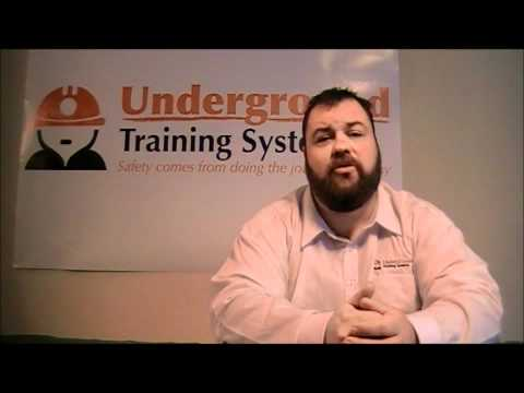 Underground Training Systems - Introduction To Underground Mining Course