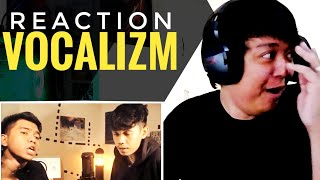 REACTION | VOCALIZM | Indonesian Beatbox Brothers