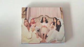 ♡Unboxing Red Velvet 레드벨벳 2nd Mini Album The Velvet 더 벨벳♡